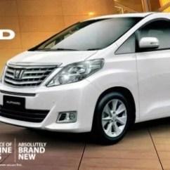 Brand New Toyota Alphard For Sale Ukuran Ban Grand Avanza Veloz Umw Teases 2 4 G And 3 5