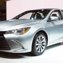 All New Camry Paultan Konsumsi Bbm Grand Veloz 2015 Toyota  Major Facelift Unveiled In Nyc Paul