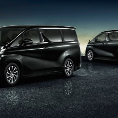 Toyota All New Alphard 2015 Yaris Trd Supercharger Kit And Vellfire Unveiled  Full Details