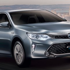 All New Camry Thailand Harga Mobil Grand Avanza 2019 2015 Toyota Facelift Range Launched In