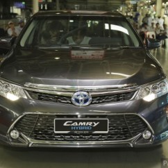 Brand New Camry Hybrid All Alphard 2.5 X A/t Toyota Facelift Begins Production In Malaysia 2015 Starts M Sian Plant Capable Of 7k Hybrids Before Exemptions Expire