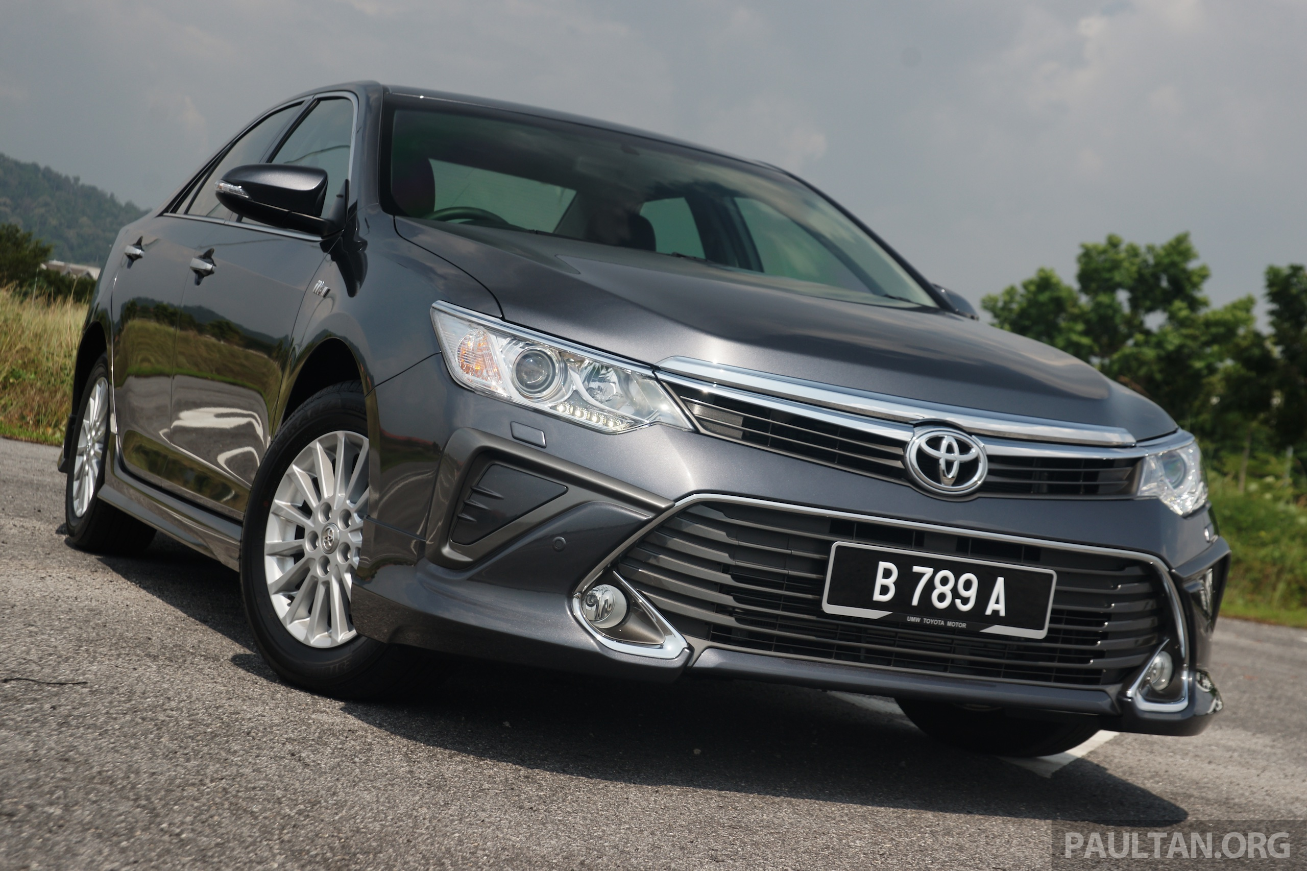 all new camry 2018 malaysia specs 2015 toyota launched in  6 spd 2 0e