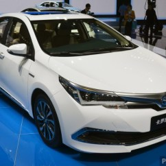 All New Toyota Altis 2018 Audio Grand Avanza Corolla Levin Plug In Hybrids China By Faw Hybrid Shanghai 1284