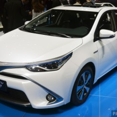 All New Corolla Altis 2018 Perbedaan Grand Avanza E Dan G Toyota Levin Plug In Hybrids China By