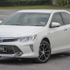 All New Camry 2017 Indonesia Harga Inner Grill Grand Avanza Toyota Hybrid Price Unchanged For 2016 2015 Malaysia 003 Pricing The