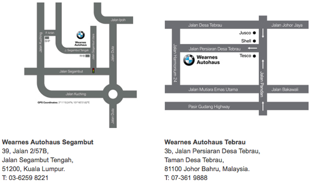 AD: Get a BMW from RM2,155 per month at Wearnes Autohaus