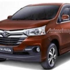 Kelebihan Grand New Avanza Veloz All Agya Trd 2018 2016 Daihatsu Xenia Rebadged Updated Too