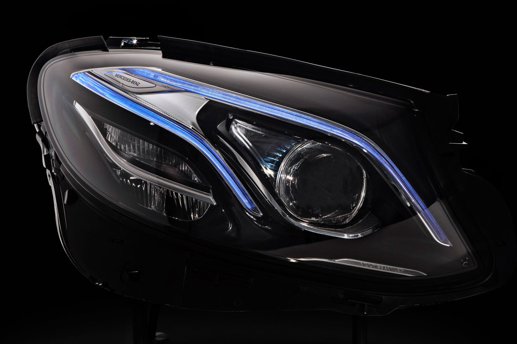 W213 Mercedes Benz E Class Tech Revealed Remote Parking