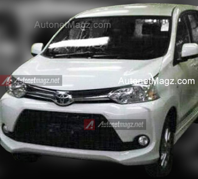 upgrade grand new avanza e ke veloz all kijang innova diesel vs bensin 2016 toyota facelift leaked alternate front end