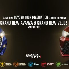 All New Avanza Vs Grand Toyota Agya Trd Sportivo Veloz In Indonesia Now With 1 3l Paul Tan Image 362704