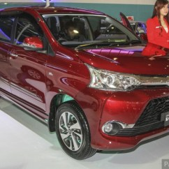 Bodykit Grand New Avanza 2016 All Toyota Camry 2019 Indonesia Iims 2015 Veloz Facelift From Rm54k
