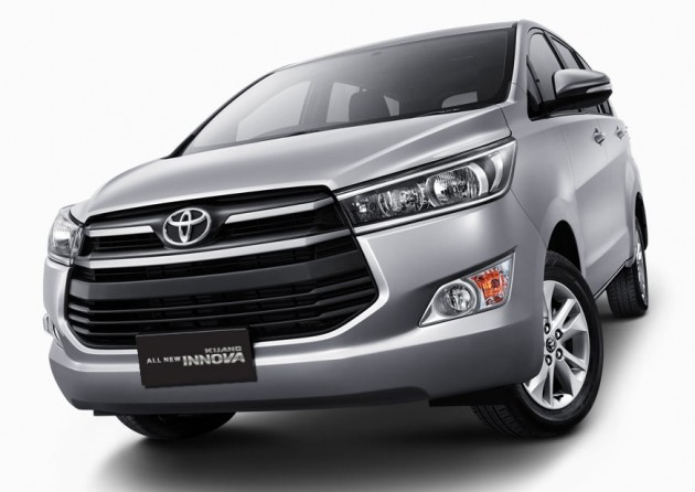all new kijang innova the legend reborn suspensi grand veloz 2016 toyota shares only 5 of old car s parts 3