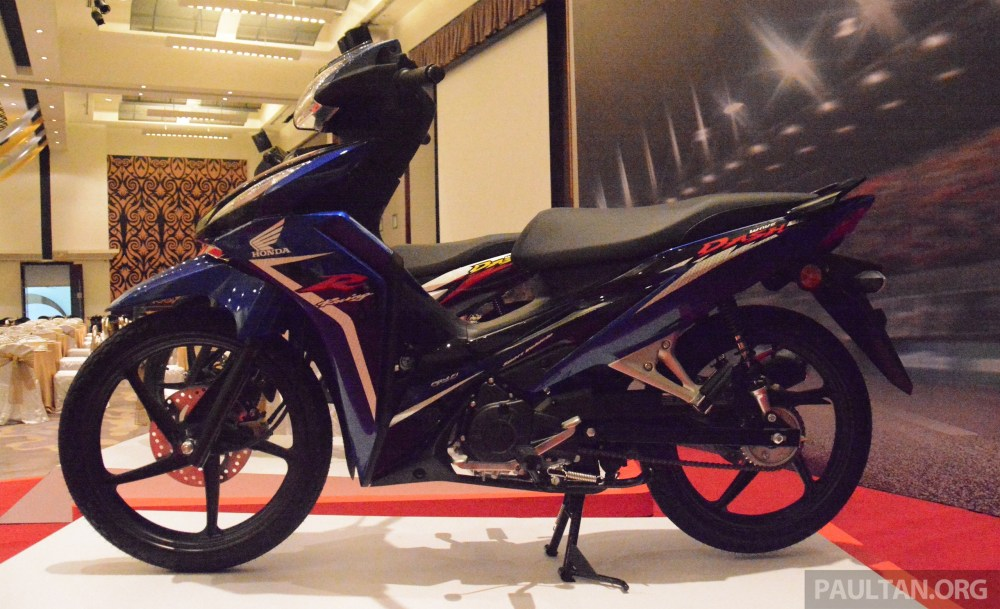 medium resolution of 2016 honda wave dash fi launched from rm5 299 image 429617