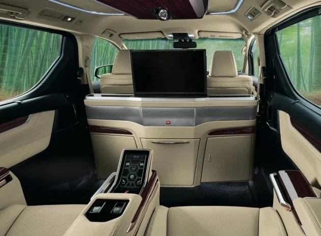 all new vellfire interior grand avanza g m/t toyota alphard and royal lounge variants