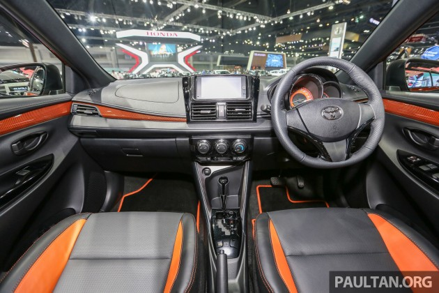 new yaris trd kelemahan grand veloz 2017 gallery toyota sportivo at bangkok 2016 14