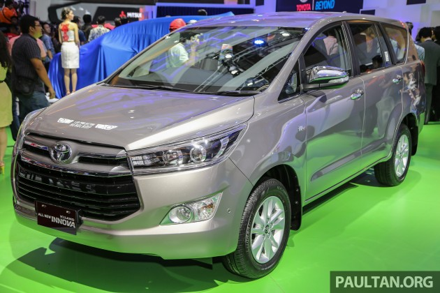 foto all new kijang innova grand avanza bandung iims 2016 toyota 6 seat type q detailed the is one of most important vehicles in indonesia where it known here as latest model which an