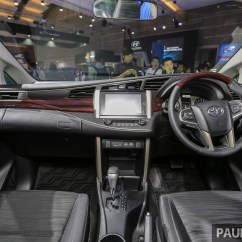 All New Kijang Innova Crysta Grand Avanza Pertama Autos Post