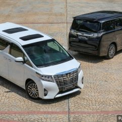 All New Alphard Vs Vellfire Spesifikasi Toyota Grand Avanza 2018 Gallery 2016 3 5 And 2