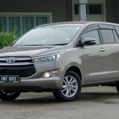 All New Kijang Innova G 2017 Test Drive Grand Veloz 1.5 Driven Toyota 2 0g Review In Malaysia Mpv Reinvented