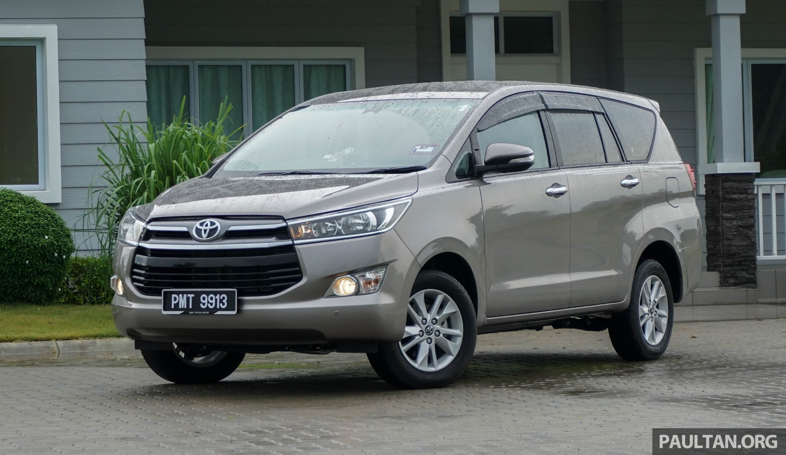 all new kijang innova g 2017 harga second grand avanza 2016 driven toyota 2 0g  mpv reinvented image 587263