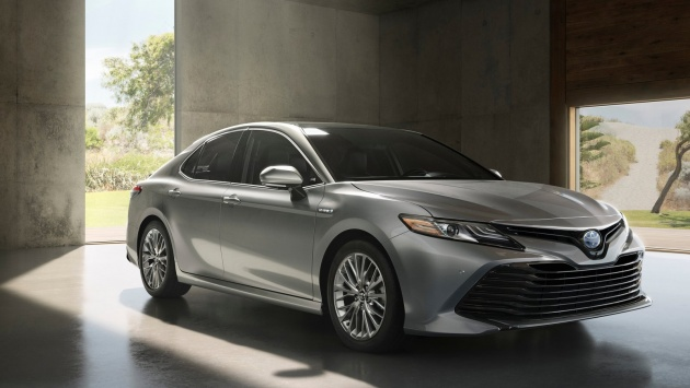all new camry 2019 harga toyota yaris hatchback trd 2018 longer and lower with tnga platform 2 5l vvt ie a sporty upscale image both inside out says that these goals have resulted in sedan s exciting to look at drive