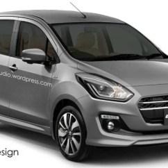 New Ertiga Vs Grand Veloz Lampu Indikator Avanza Suzuki Set For H1 2018 Launch In Indonesia