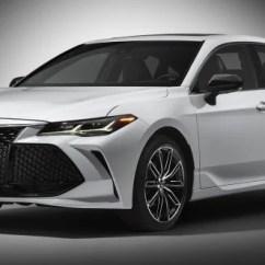 All New Toyota Camry 2019 Malaysia Injector Grand Avanza Avalon Aggressive Large Sedan Debuts