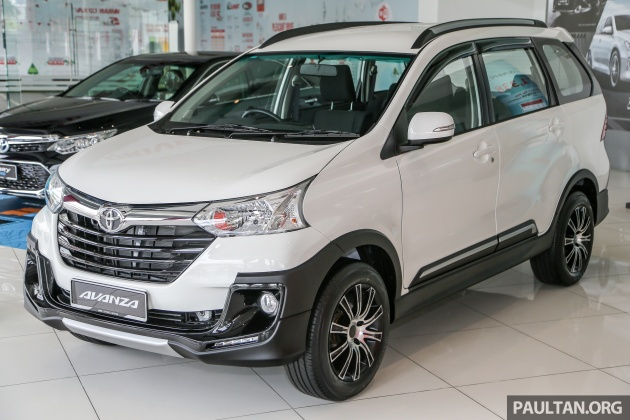 aksesoris grand new avanza 2018 agya 1.2 trd silver gallery toyota 1 5x goes for the suv look