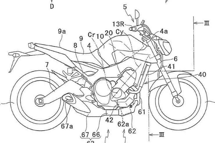 2020 Yamaha MT-07 to come with turbocharging? Paul Tan