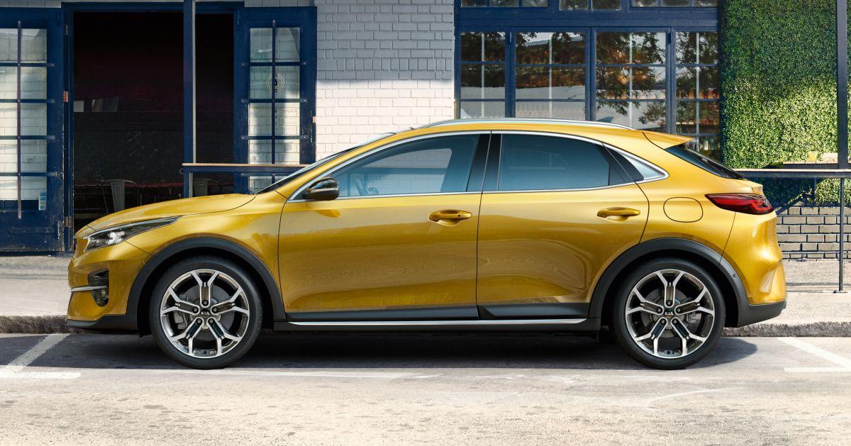 Kia XCeed Crossover - sleek SUV to debut on June 26