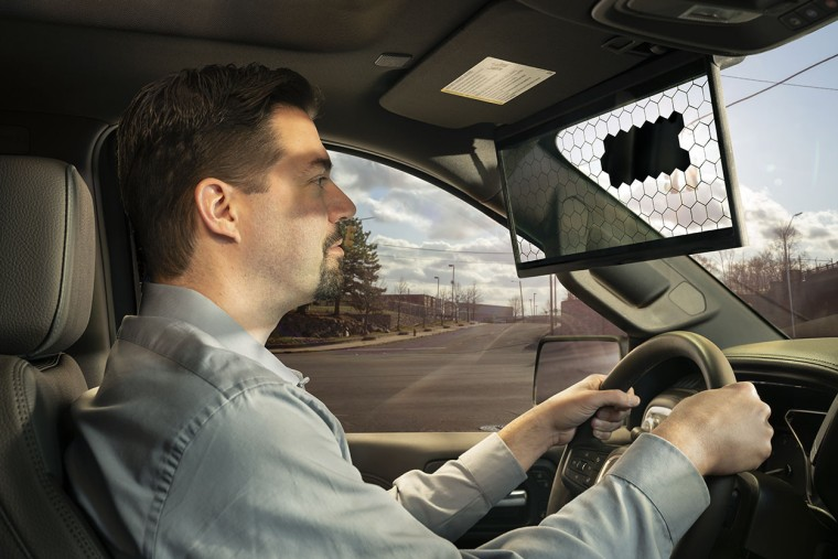 Bosch Showcases Virtual Visor Concept At Ces 2020 Paul Tan
