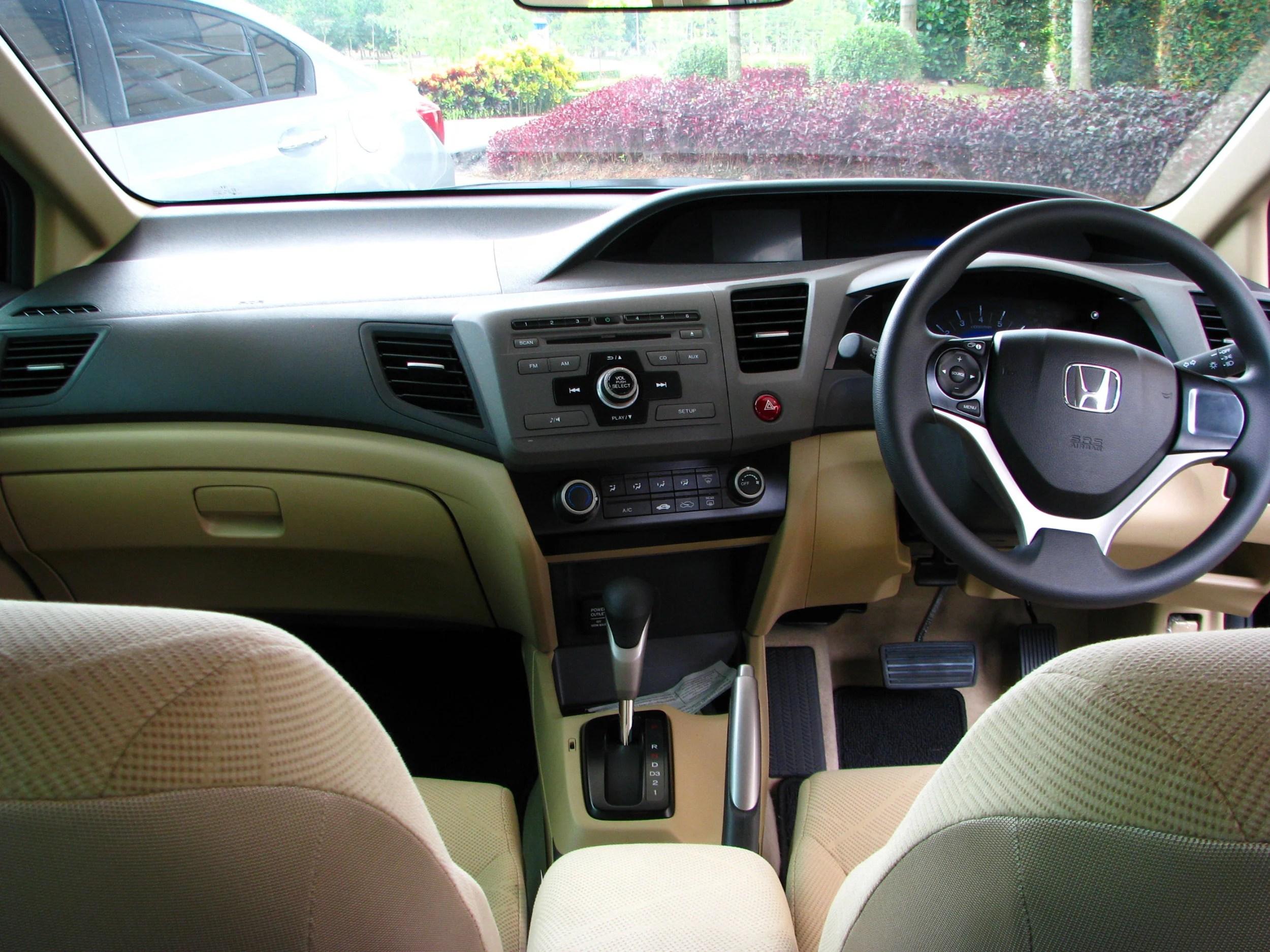 all new corolla altis vs civic tank cover grand avanza driven 2012 honda fb 9th gen previewed in
