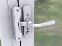 Door Lever Handles for In-Swing Screen Doors - Lever ...