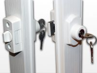 Screen Door Deadlock