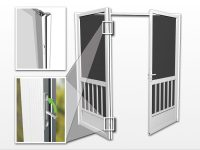 French Door Astragal Kit | PCA Products