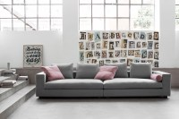 Paper Letters  Living room - Contemporary - Wall Murals ...