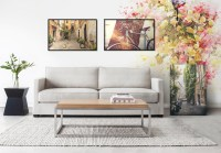 Romantic alley  Classic - Living room - Wall Murals ...