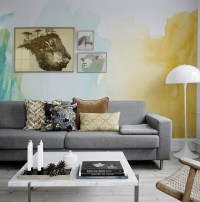 Pets At Home  Classic - Living room - Wall Murals ...