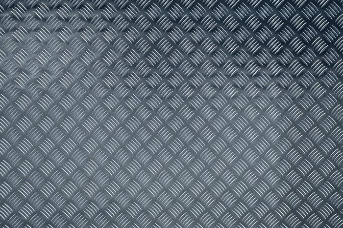 Fotobehang Aluminium traanplaat  Pixers  We leven om te