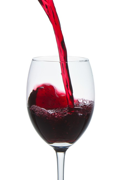 Carta da Parati Bicchiere di vino rosso  Pixers  Viviamo per il cambiamento