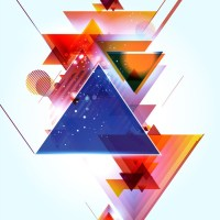 Abstract Background Vector Wall Mural  Pixers  We live ...