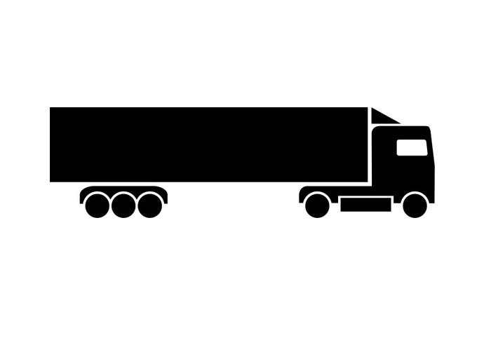 Fototapete Piktogramm Truck  Pixers  Wir leben um zu