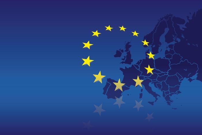 Fototapete Europa Flagge Fahne 3  Pixers  Wir leben um