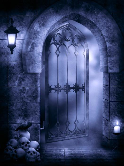 Fototapete Gothic fantasy  Pixers  Wir leben um zu