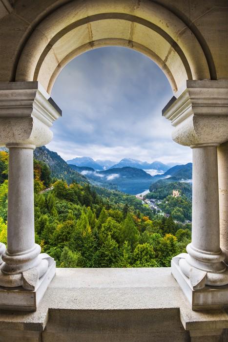 Fototapete Bayerische Alpen anzeigen  Pixers  Wir leben um zu verndern