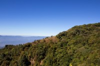 Blue sky Scenic Landscape Appalachian Mountains Wall Mural ...