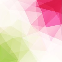 Abstract geometric triangles background Wall Mural ...