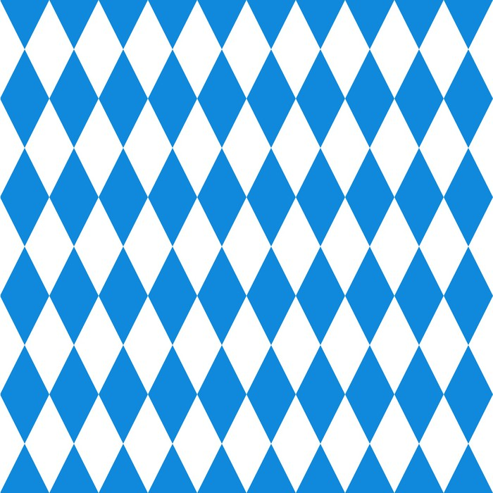 Fototapete Oktoberfest Hintergrund Bayerische Flagge Muster  Pixers  Wir leben um zu verndern