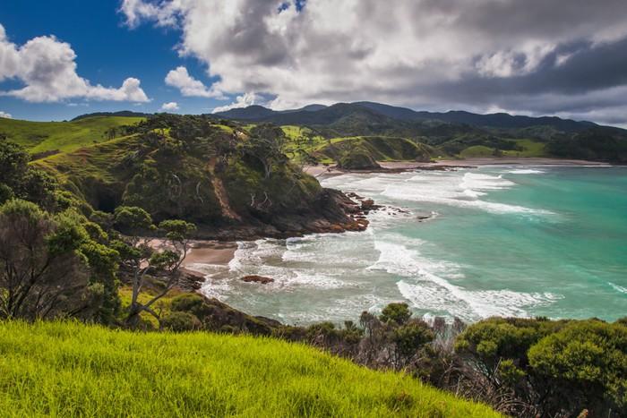 Fotobehang Afgelegen stranden in Bay of Islands Northland