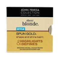 John Frieda Sheer Blonde Spun Gold Shape & Shine Balm 35g
